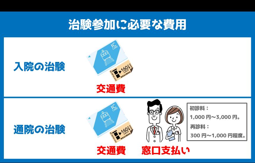 治験費用図