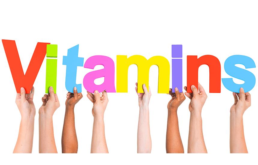 サプリメント(ビタミン)